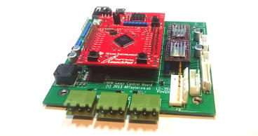Replacement controller board PCB